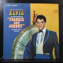 Elvis Presley - Frankie & Johnny - Lp Vinyl Record