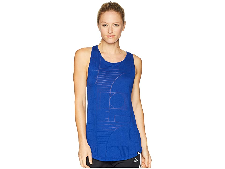 adidas Courts Essentials Tank Top (Mystery Ink) Women