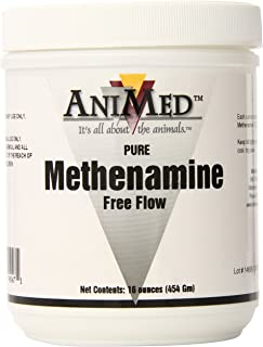 AniMed Methenamine Pure Multi-Species Pet Supplement, 16-Ounce