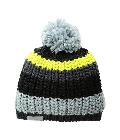 Obermeyer Kids Lee Knit Hat (Infant Toddler Little Kids Big Kids) at ... ebd7fae3af81