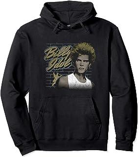 Billy Idol - Spiked Hair Portrait Sweat à Capuche