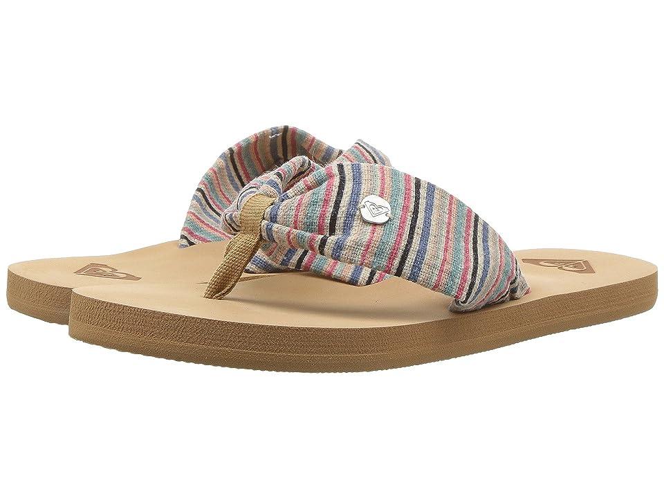 Roxy Kids Sand Dune Sandals (Little Kid/Big Kid) (Multi 1) Girl