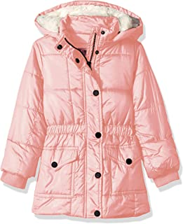 URBAN REPUBLIC Girls Girls Puffer Poly Polyfill Jacket Jacket