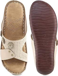 Doctor Slippers for Women Cream-6