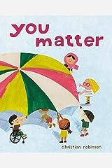 You Matter Kindle Edition