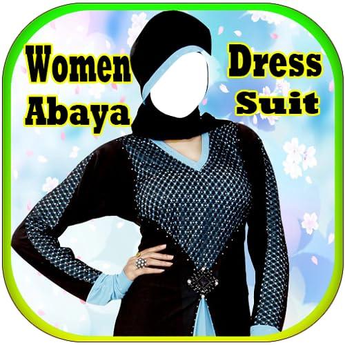 Women Abaya Dress Suit New