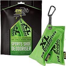 Reusable Sports Shoe Deodorizer Activated Charcoal Shoe
