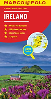 Best detailed road map of ireland Reviews