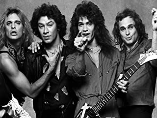 Mingki Van Halen Classic Rock Star Band Poster - 18 × 24 Inch