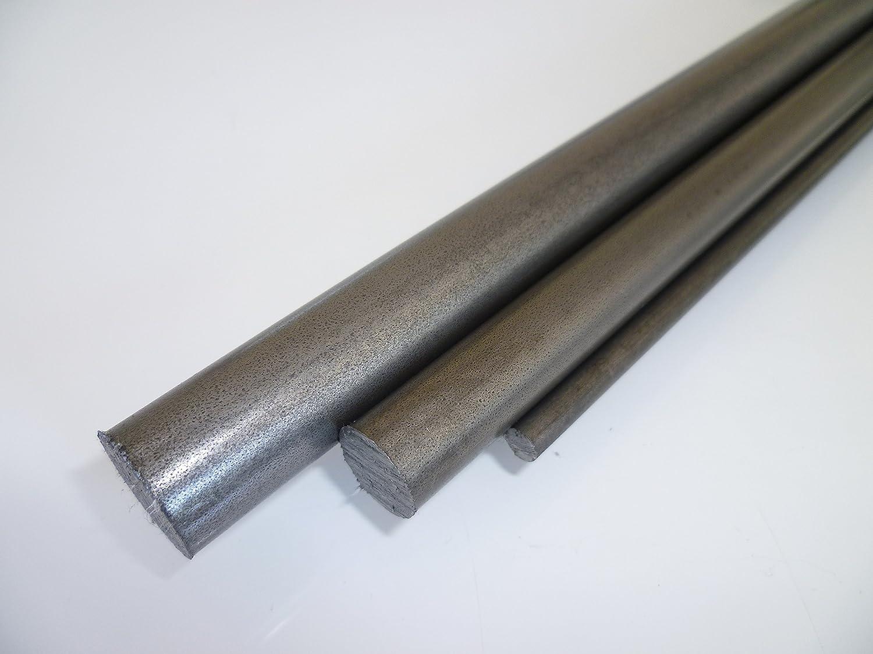 L= 500-2000mm EN 10060 ⌀ 18mm - 2000mm ⌀ 6-30mm Rundstahl Rundeisen Rundprofil S235JR