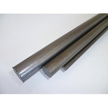 Stahl Rundstahl blank//roh//gewalzt ST37 Rundmaterial Abmessungen /Ø 14 mm L/änge 150 cm S235 Rundeisen