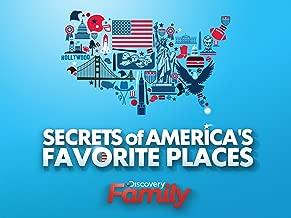 Secrets of America's Favorite Places Season 1