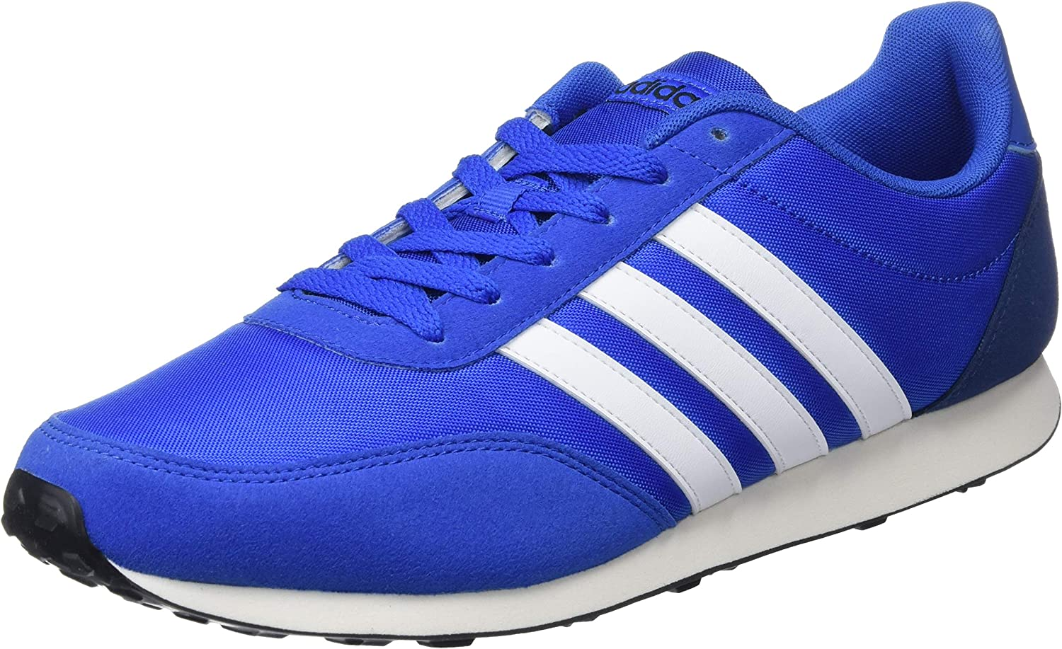 Adidas Men's V Racer 2.0 Bc0107 Low-Top Sneakers