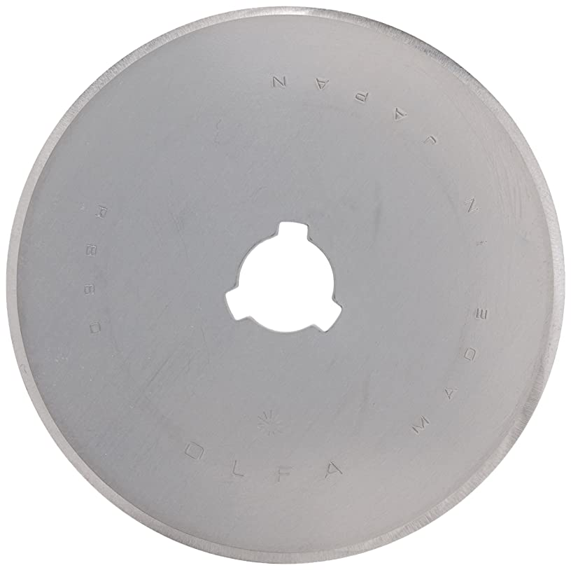 PRYM/OLFA 611388 Spare blade STANDARD for rotary cutters Size 60mm, 1 piece