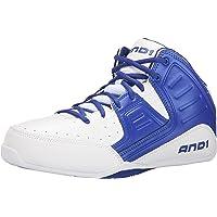 And1 Men's Rocket 4.0 Shoes (Blue/White)
