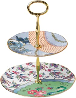 Best wedgwood butterfly bloom 2 tier cake stand Reviews
