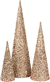 Best glitter cone trees Reviews