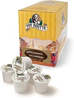 Van Houtte 100% Colombian Dark K-Cups for Keurig Brewers, 24-Count K-Cups