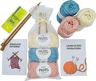 Knitting Kits for Beginners Adults – 6 Pcs Knitting Needle