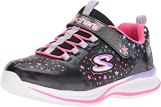 Skechers Kids Girls' Jumpin'Jams-Cosmic Cutie Sneake