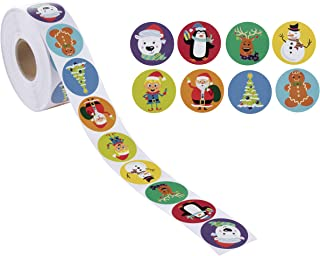 Best christmas stickers bulk Reviews