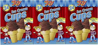 Joy Cake Cup Cone - 3.5 oz - 24 ct - 3 pk
