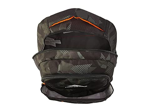 Joel Sierra Electric Mochila Camo Shattered High Black Orange Kit Lunch wfACx5wdFq