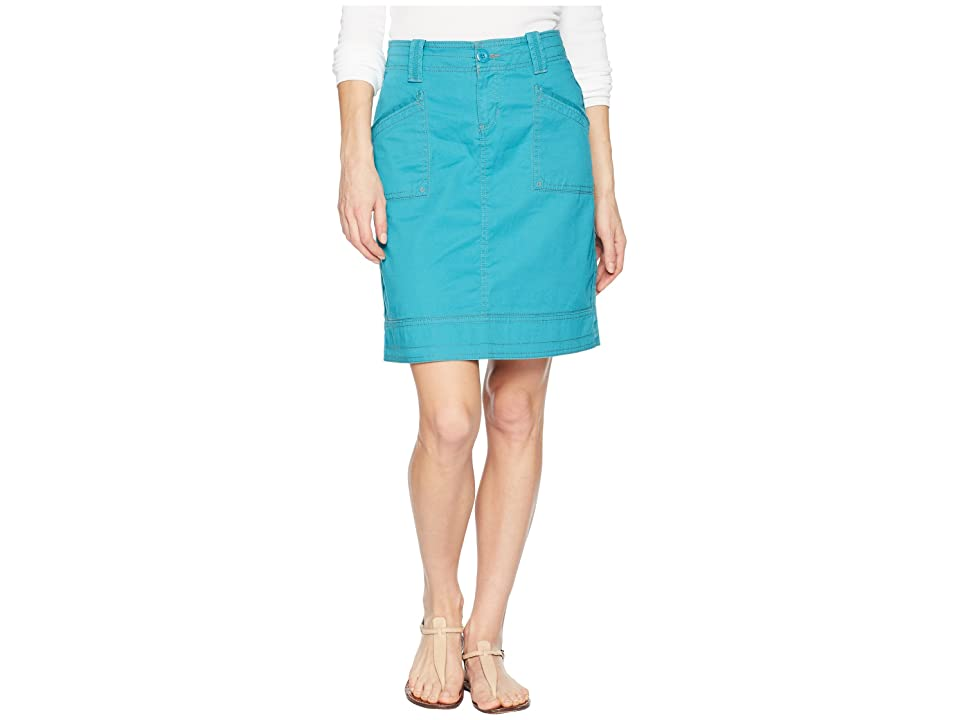 Aventura Clothing Arden Skirt (Pagoda Blue) Women