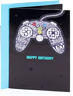 Hallmark Birthday Card (Video Games)