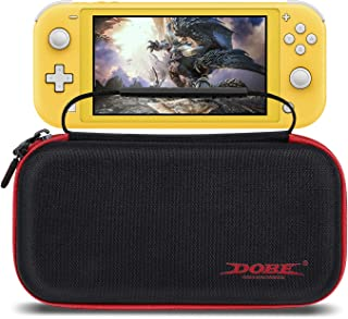 Carrying Case for Nintendo Switch Lite, Ultra Slim Portable Hard Shell Pouch Carrying Travel Game Bag with 8 Game Card Slo...