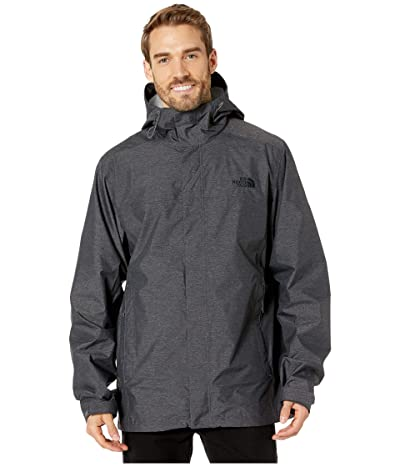 The North Face Venture 2 Jacket Tall (TNF Dark Grey Heather) Men