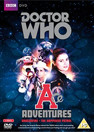 Doctor Who: Ace Adventures - Dragonfire / The Happiness Patrol [1987]