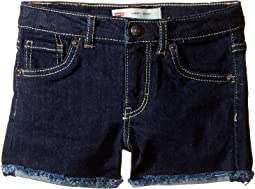 Levi's® Kids Scarlett Shorty Shorts (Little Kids)
