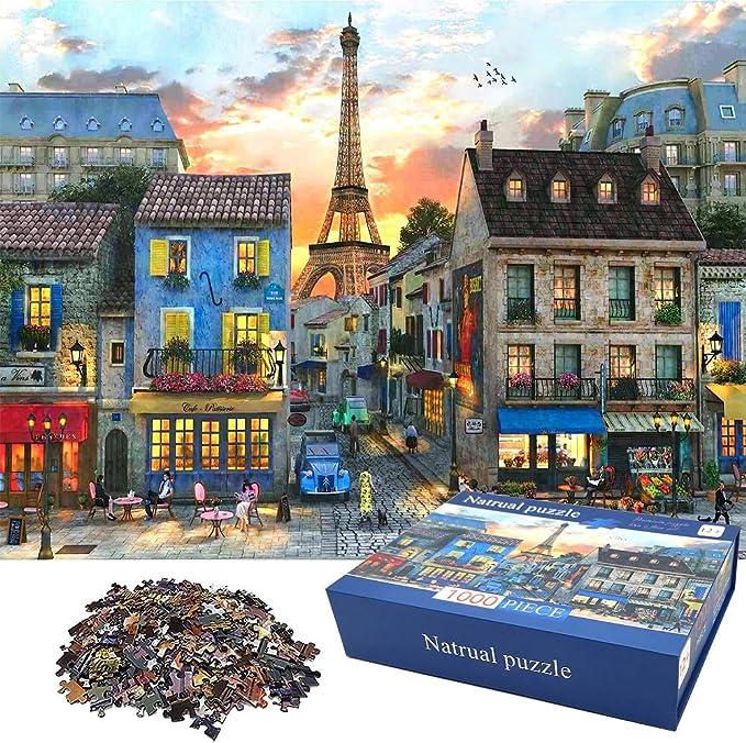 50 opinioni per Puzzle da 1000 Pezzi per Adulti Jigsaw Puzzles Decorazioni per la Casa Puzzle
