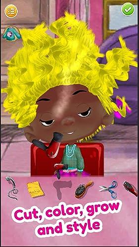 『Hair Salon: Cosplay Girls and Cute Pets - NO ADS』の2枚目の画像
