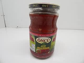 Oncu Turkish Spicy Pepper Paste, 700 G