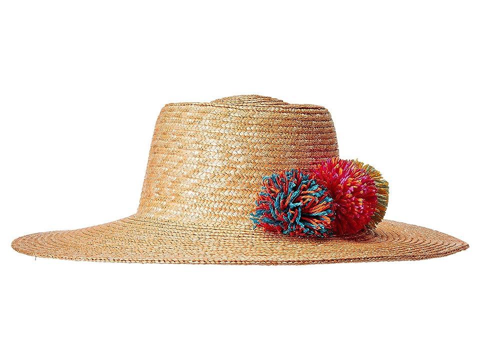 Echo Design Splendid Pom Hat (Multi) Caps