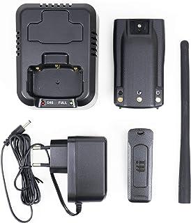 TTI H100 Zubehörsatz mit 2600 mAh Batterie für tragbares CB Radio TCB H100