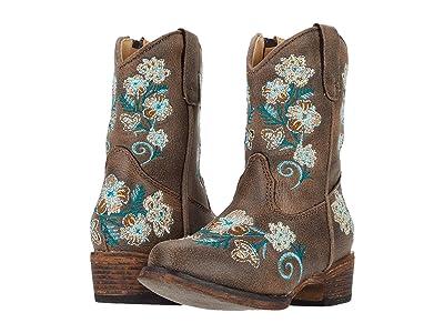 Roper Kids Juliet (Toddler) (Brown) Girls Shoes