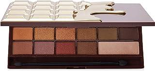 Maquillaje Revolution I Heart Makeup Chocolate palé–Golden Bar
