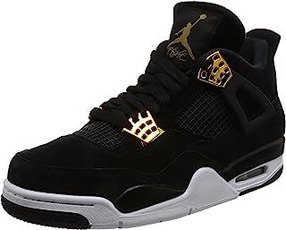2b241eb00c17 Nike Jordan Kids Air Jordan 4 Retro Bg Basketball Shoe