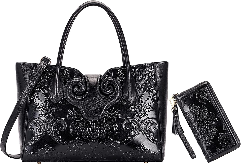 PIJUSHI All items free shipping Floral Handbags price For Women Handbag Top Handle Designer Sh