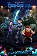 The Adventure Begins (1) (Trollhunters)