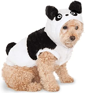 Rubie's Costume Co Panda Hoodie Pet Costume