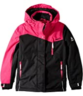 Kamik Kids - Coco Colour Block Jacket (Little Kids/Big Kids)