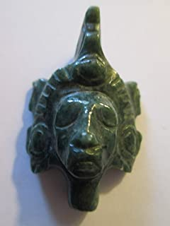 aztec jade necklace
