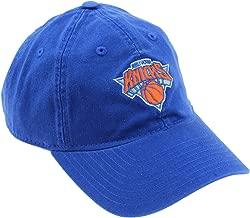 adidas NBA Women's New York Knicks Adjustable Slouch Hat, Blue