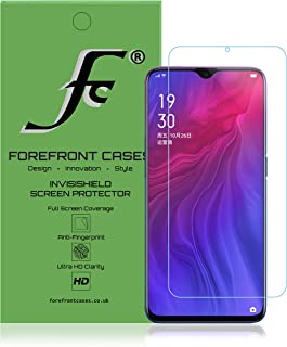Forefront Cases Hydrogel Screen Protector for Oppo Reno Z [1 PACK] | Full-Screen Edge-to-Edge Coverage | Shatterproof, Sel...