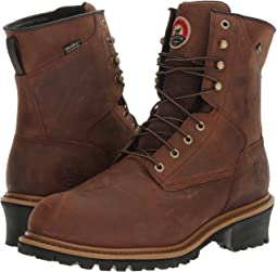 "Irish Setter Mesabi 8"" Steel Toe Insulated"
