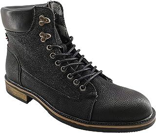 Men's Fashion Oxford Dress Boots